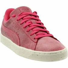 Puma Suede Deco Sneakers Casual    - Pink - Mens