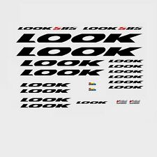 LOOK 585 Bicycle Frame Stickers - Decals - Transfers n.1