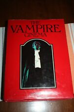 THE VAMPIRE CINEMA - 2ND EDITION(1978) - DAVID PIRIE IS IN FINE CONDITION!!
