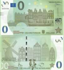 Biljet billet zero 0 Euro Memo - Amsterdam (045)