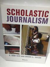 Scholastic Journalism, Taylor, Sherri A., Tate, C. Dow, Good Book
