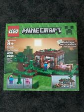 LEGO 21115 The First Night Minecraft
