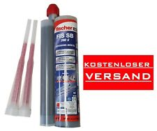 Fischer FIS SB 390 S Superbond Mörtel Verbundmörtel Injektionsmörtel NEU