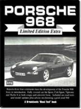 Porsche 968 by Brooklands Books Ltd (Paperback, 2002)