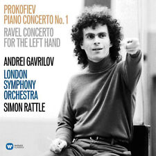 Sergei Prokofiev : Prokofiev: Piano Concerto No. 1/Ravel: Concerto for the Left
