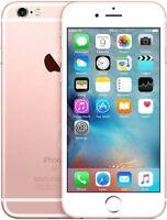 Apple iPhone 6s - 16GB - Roségold Rose (Ohne Simlock) wie Neu - neue Batterie