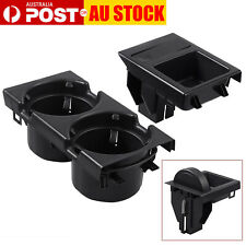 Drink Cup Holder For BMW E46 3 Series 51168217953  51168217957 Front Coin Box AU