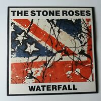 "The Stone Roses - Waterfall - 7"" Vinyl Single UK 1st Press EX+/NM"