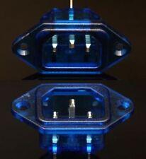 NEXUS MUSIC Rhodium IEC Socket 15A 250V AC Inlet 2PCS