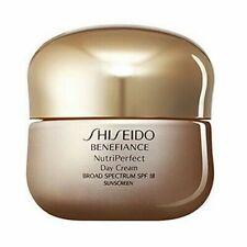 Shiseido Benefiance NutriPerfect Day Cream 50ml / 1.7oz SPF18 NO BOX