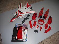 Hasbro Transformers Vintage G1 Jetfire, Complete WHITE