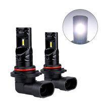 9006 HB4 CSP LED Headlight Bulbs Kit Low Beam Fog Light Upgrade 80W 6000K