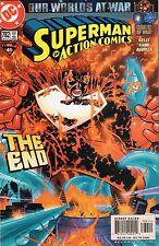 Action Comics #782 Our Worlds at War DC Comics 2001 VF!!!