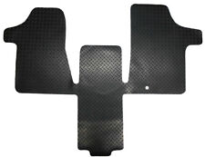 Mercedes Vito Walkthrough (2003-2014)Tailored Black Diamond Rubber Van Floor Mat