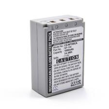 Bateria 1950mAh para Casio Exilim Pro EX-F1, EX-F1BK, NP-100, NP-100L
