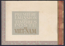 VIETNAM SOUTH 1951 !st Booklet used F/VF