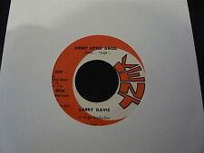 "LARRY DAVIS...SWEET LITTLE ANGEL..BLUES FUNK PROMO SOUL 7"" 45 RPM...MINTY"