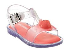 NIB Mini Mar Melissa Lollipop Clear Sandal Size Little Girl 6 $63
