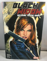 Black Widow: Welcome to the Game, Paperback by Morgan, R...