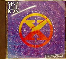 MARILLION 'A SINGLES COLLECTION' 14-TRACK CD