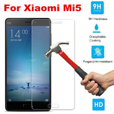 9H Premium Real Ultra Thin Tempered Glass Screen Protector Cover For Xiaomi Mi5