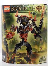 New Lego Bionicle 71313 Lava Beast Figure Sealed Sigillato, Nuovo
