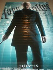 TOM FELTON - HARRY POTTER & THE HALF-BLOOD PRINCE - GIANT VINYL BANNER!