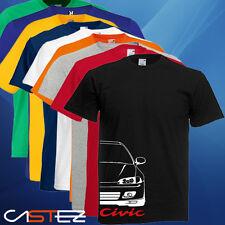 Camiseta coche jdm racing inspirado honda civic eg4 eg5 eg6 (ENVIO 24/48h)