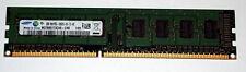 SAMSUNG 2Go DDR3 RAM 1Rx8 PC3 10600U Non Ecc