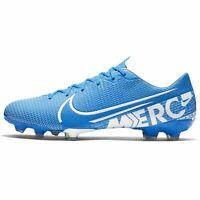 Nike Mercurial Vapor Academy FG Football Boots Mens Blue/White