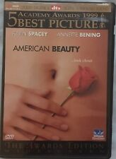 New listing American Beauty-Dvd- Kevin Spacey (1999) pre owned good condition