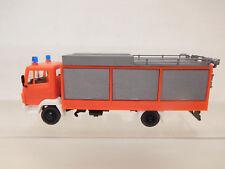 MES-59041Roskopf H0 Feuerwehr Mercedes,sehr guter Zustand