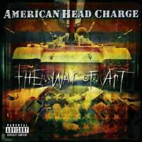 American Head Charge - The War Of Art [CD]