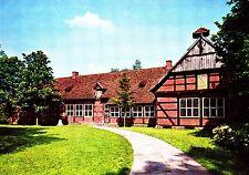 """Museumsdorf Cloppenburg , Herrenhaus """"Burg Arkenstede""""  ,Ansichtskarte"""
