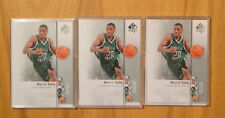 Norris Cole (3) Three Card Lot of 2011-12 Upper Deck SP Authentic Rookie Cards