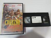 CORAZON LOCO JUANJO PUIGCORBE ANTONIO DEL REAL VHS TAPE CINTA CASTELLANO