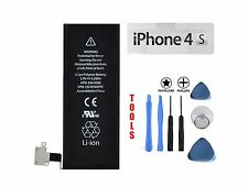 Iphone 4s New Genuine Battery 0 Cycled UK Seller FREE Tools