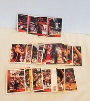 Miami Heat NBA Basketball Cards, 29 ORIGINAL Cards John Salley Glen Rice