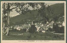 *CRAVEGGIA. Verbania Ossola, Piemonte. Cartolina d'epoca viaggiata nel 1927