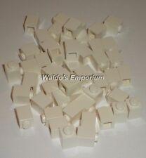 Lego BRICK 1x1 WHITE, 3005 Qty 50, New