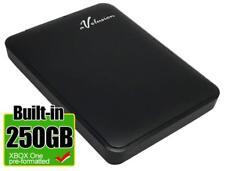 Avolusion 250GB USB 3.0 Portable External XBOX One Hard Drive XBOX One - w/2