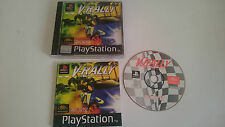 JUEGO COMPLETO V-RALLY 97 CHAMPIONSHIP EDITION PLAYSTATION 1 PS1 PSX.PAL UK.