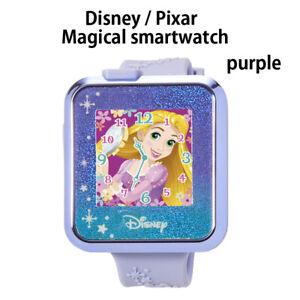 2021 New year sale ! SEGA TOYS Disney Pixar Character Magical Smart Watch Purple