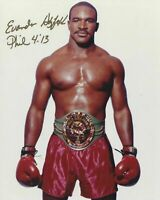Evander Holyfield Autographed Signed 8x10 Photo REPRINT ,
