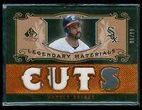 2007 SP Legendary Cuts Legendary Materials Triple #HB Harold Baines 6/99