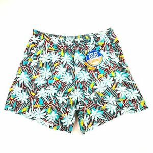 Columbia Super Backcast Water Short Men's Size Large Multicolor AA23