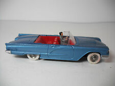 RARE MECCANO LTD. FRENCH DINKY TOYS #555-F FORD THUNDERBIRD RESTORED TO NEARMINT