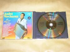 CD ANDRE VERCHUREN / 50 MILLIONIEME DISQUE /INTROUVABLE