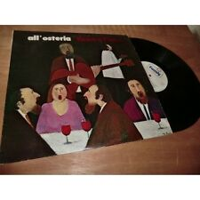 VASCO E PIETRO all' osteria ITALIAN FOLK - FAMILY SPAIN Lp 1972