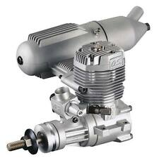 New OS .65 65 AX Two Stroke Nitro RC Airplane Engine With Muffler 65AX OSMG0558